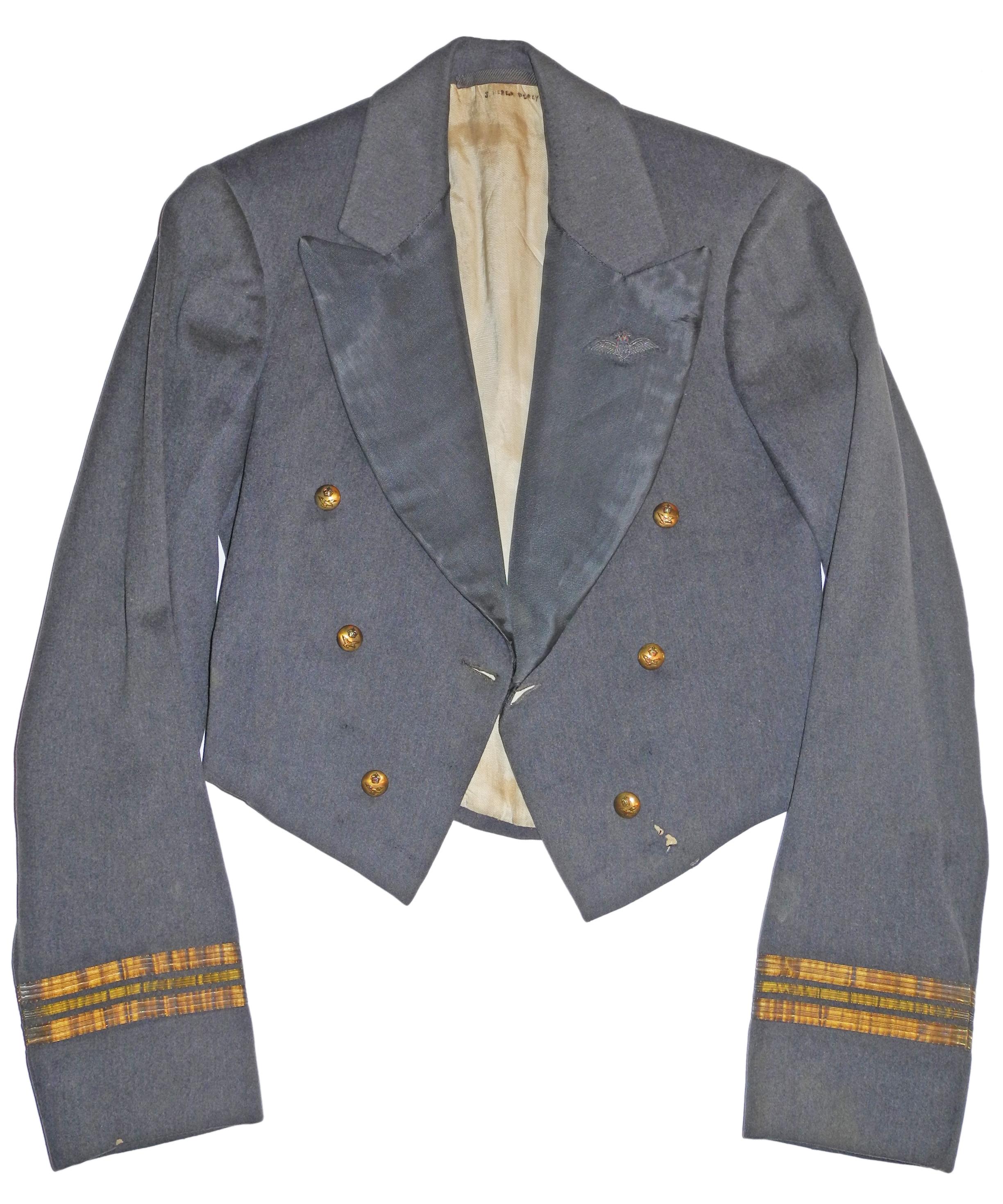 RAF pre-WW2 named Mess Dress jacket