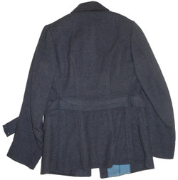 RCAF early other ranks jacket with high collar