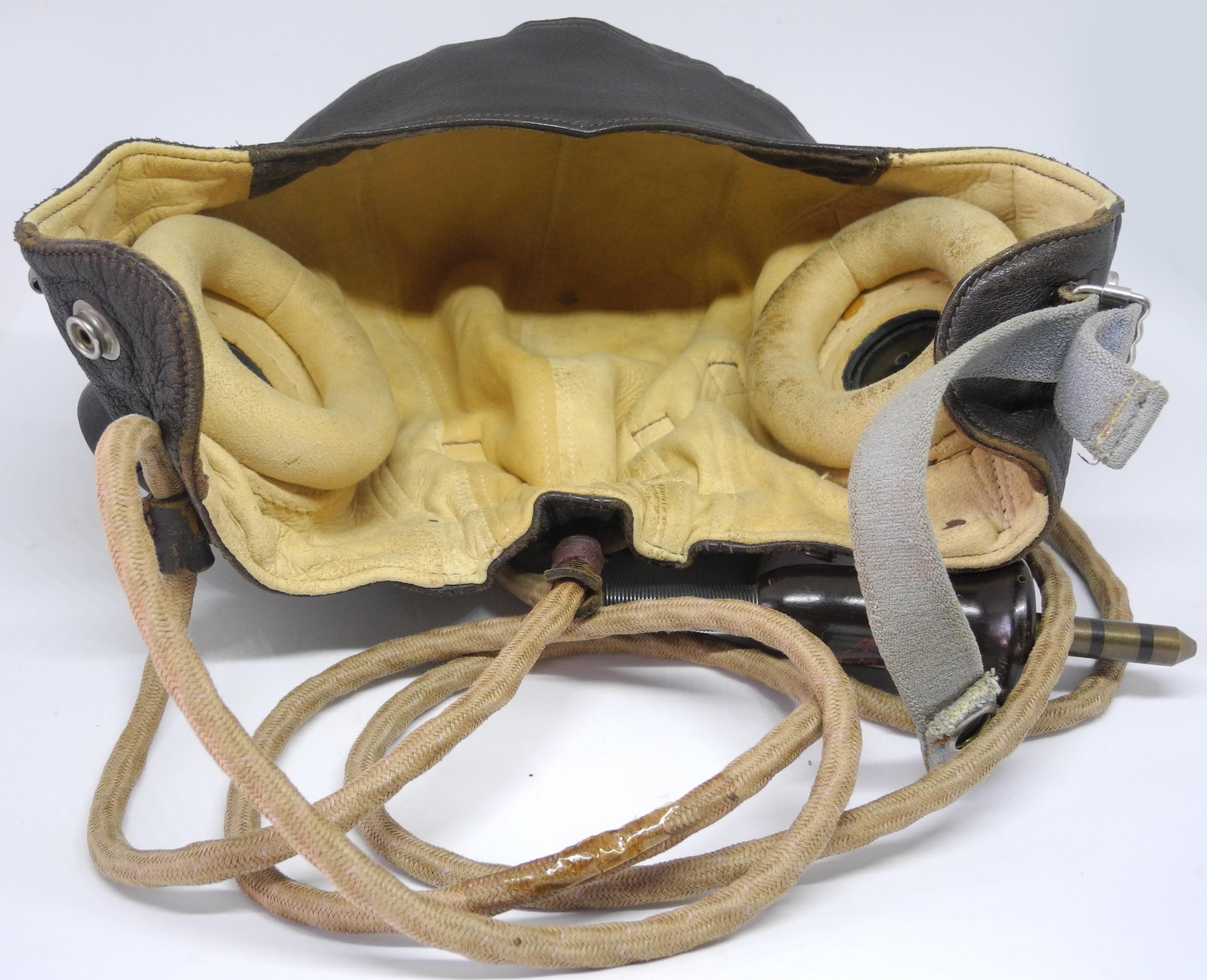 RAF Type C internally wired helmet