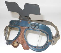RAF Mk VII goggles with polarizing sun screen