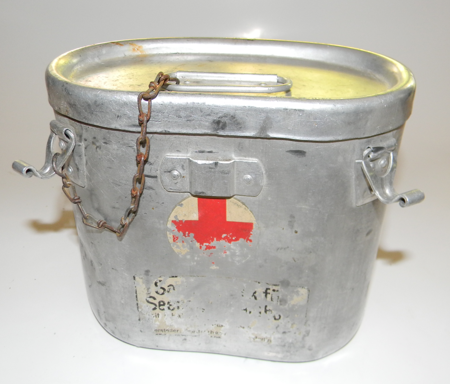 LW Sanitatspak (empty)
