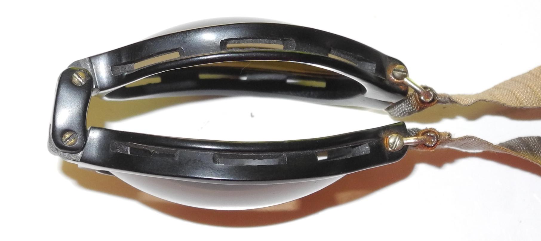 LW cased Splitterschutzbrille