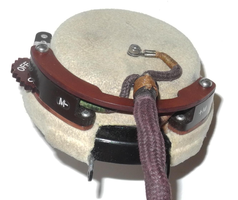 RAF Type 19 microphone (repro)