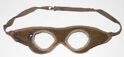WWI era motoring/aviation goggles