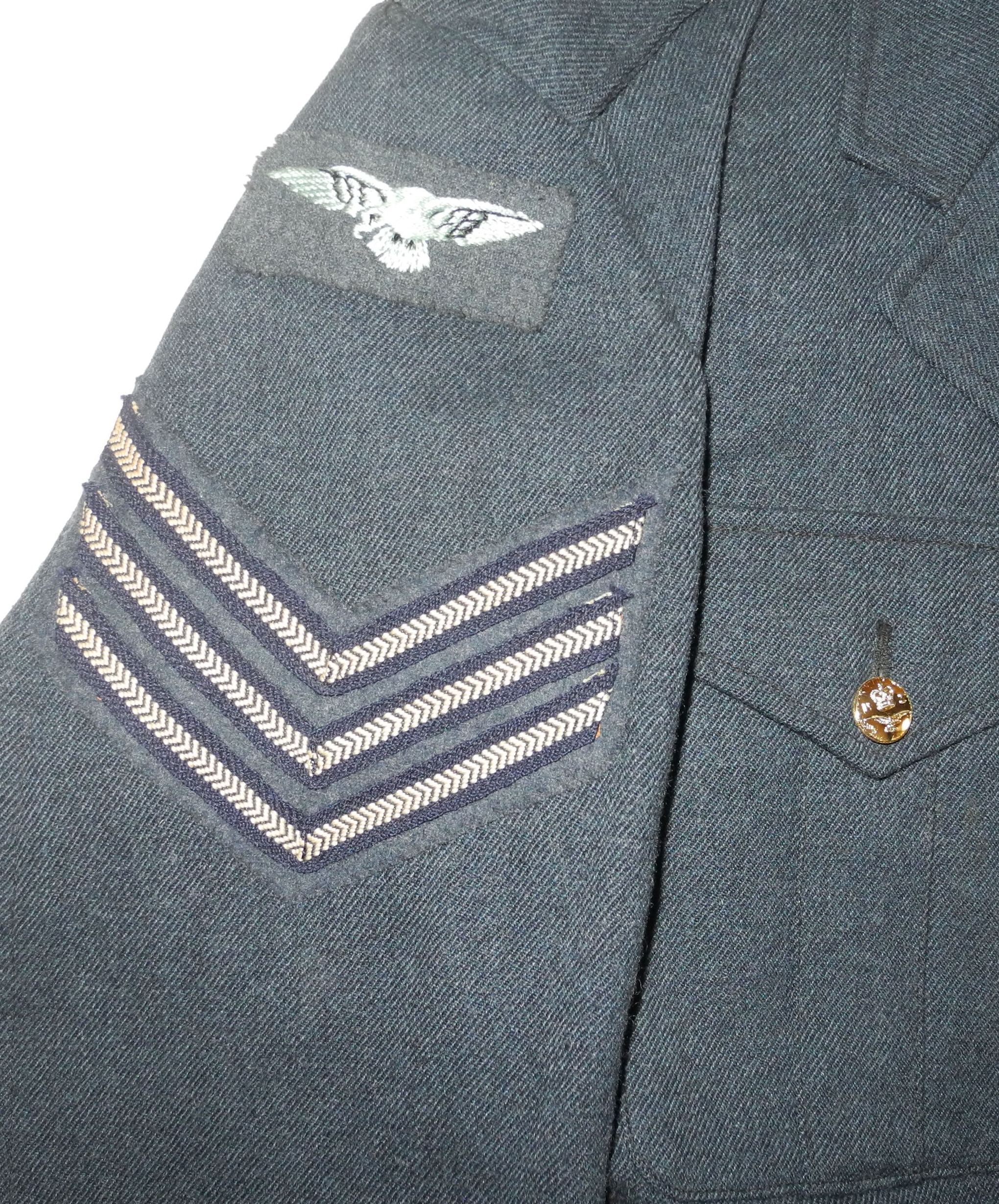RNZAF battledress blouse dated 1964
