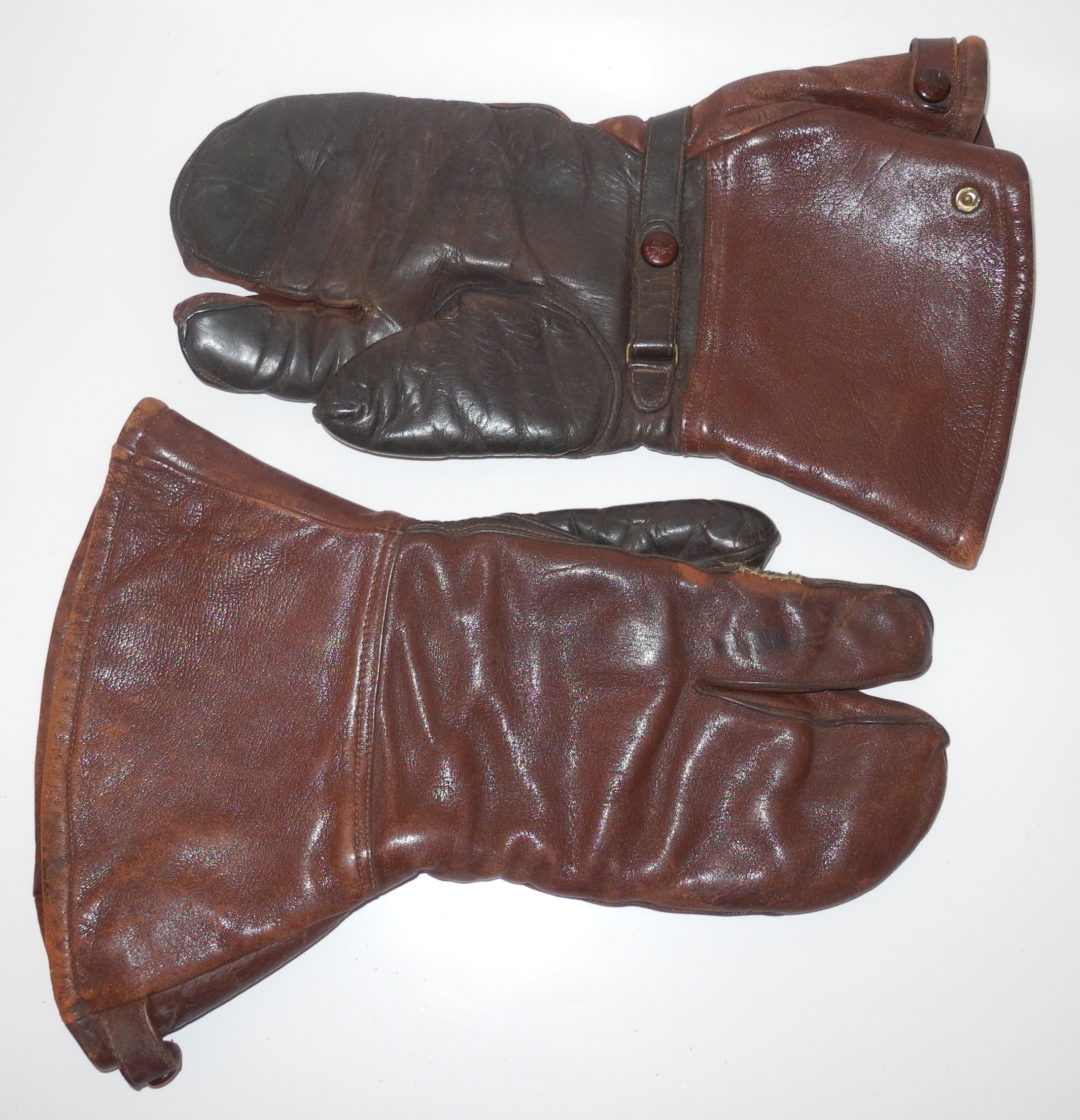 RFC air gunner's gauntlets