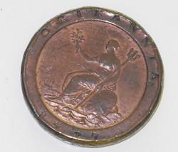 "George III ""Cartwheel"" tuppence $95"