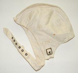 WWII 1943 USN deck / flight helmet