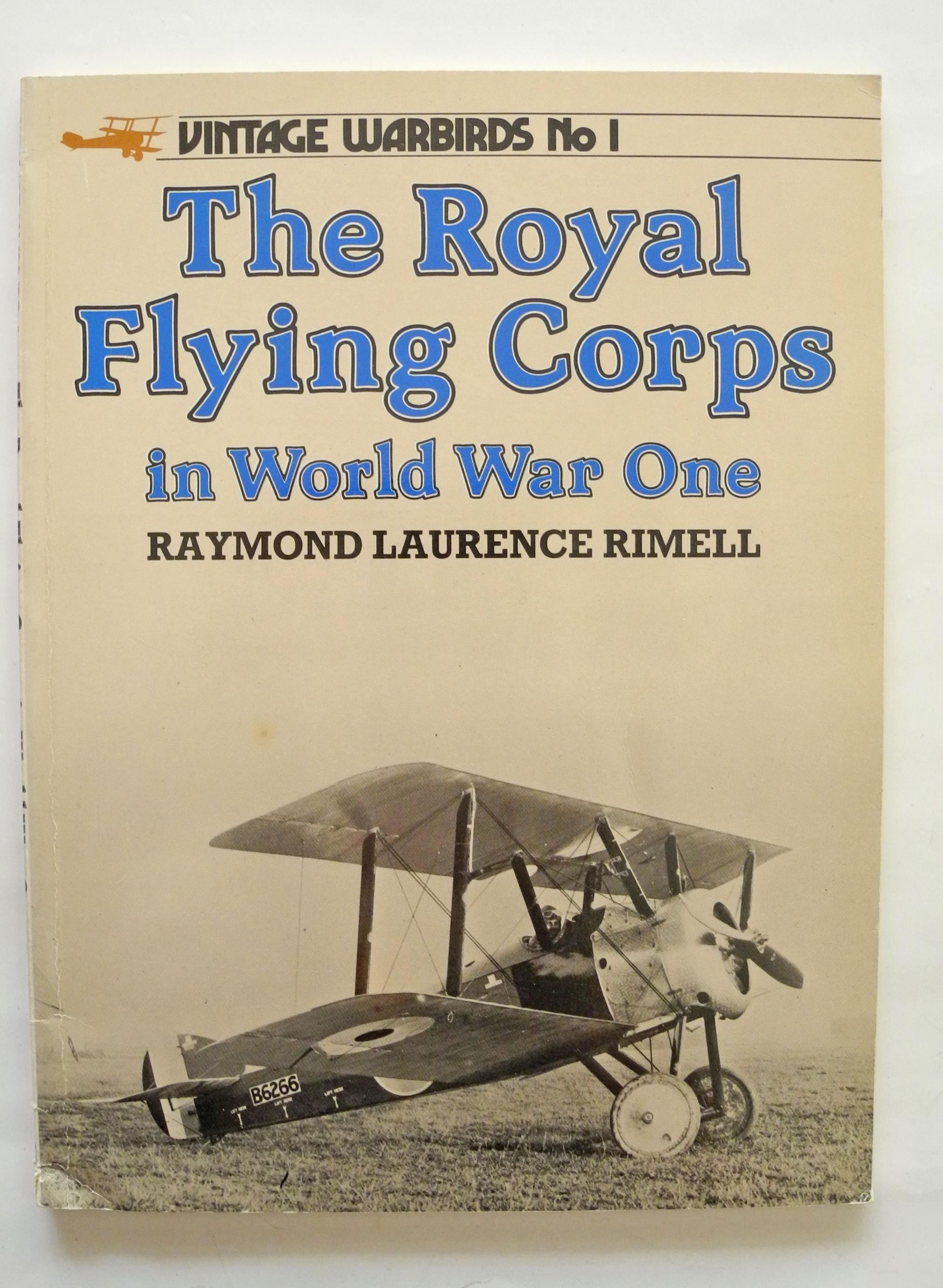 Osprey books on WWI aviation x 6