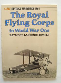 Osprey books on WWI aviation x 6