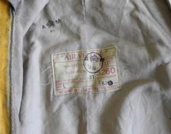 RAF replica 32 pat. life vest - $500
