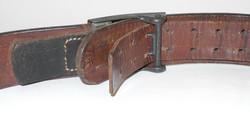 Luftwaffe enlisted man's belt and buckle