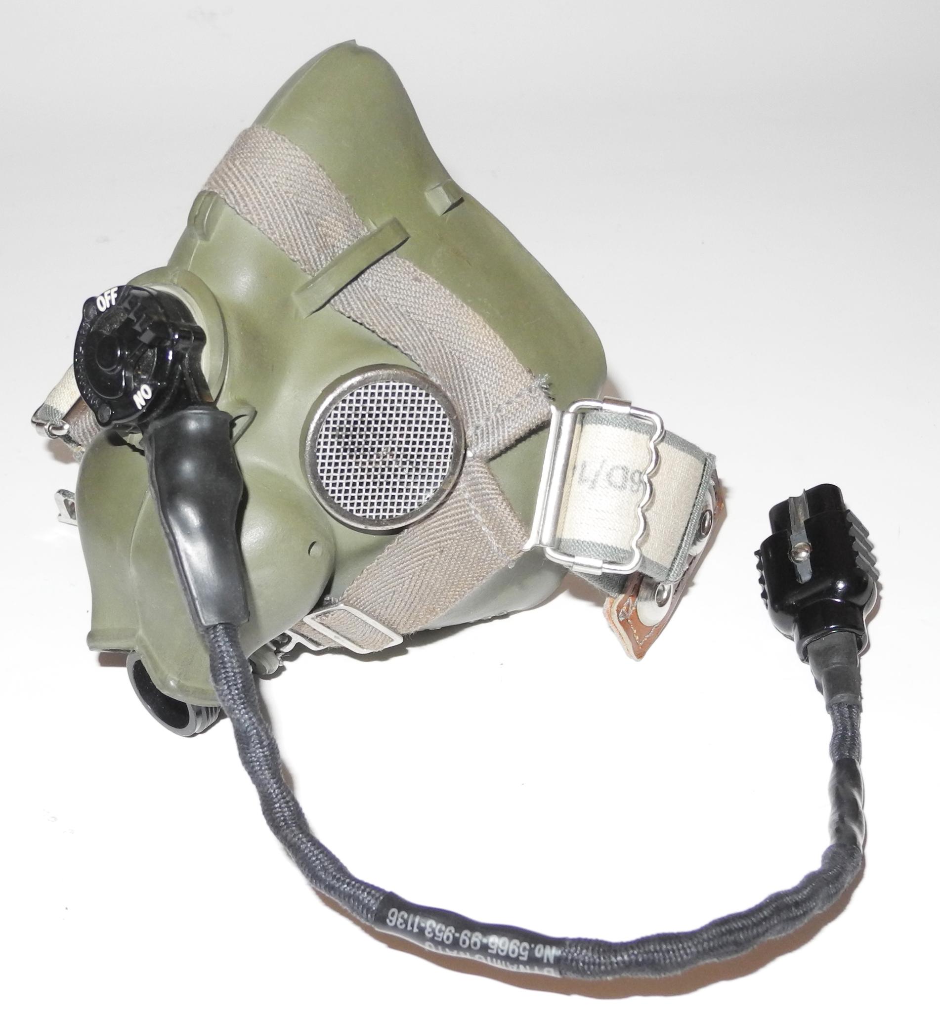 RAF Type H oxygen mask, Cold War era