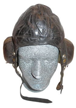 RAF Type B helmet modified snaps