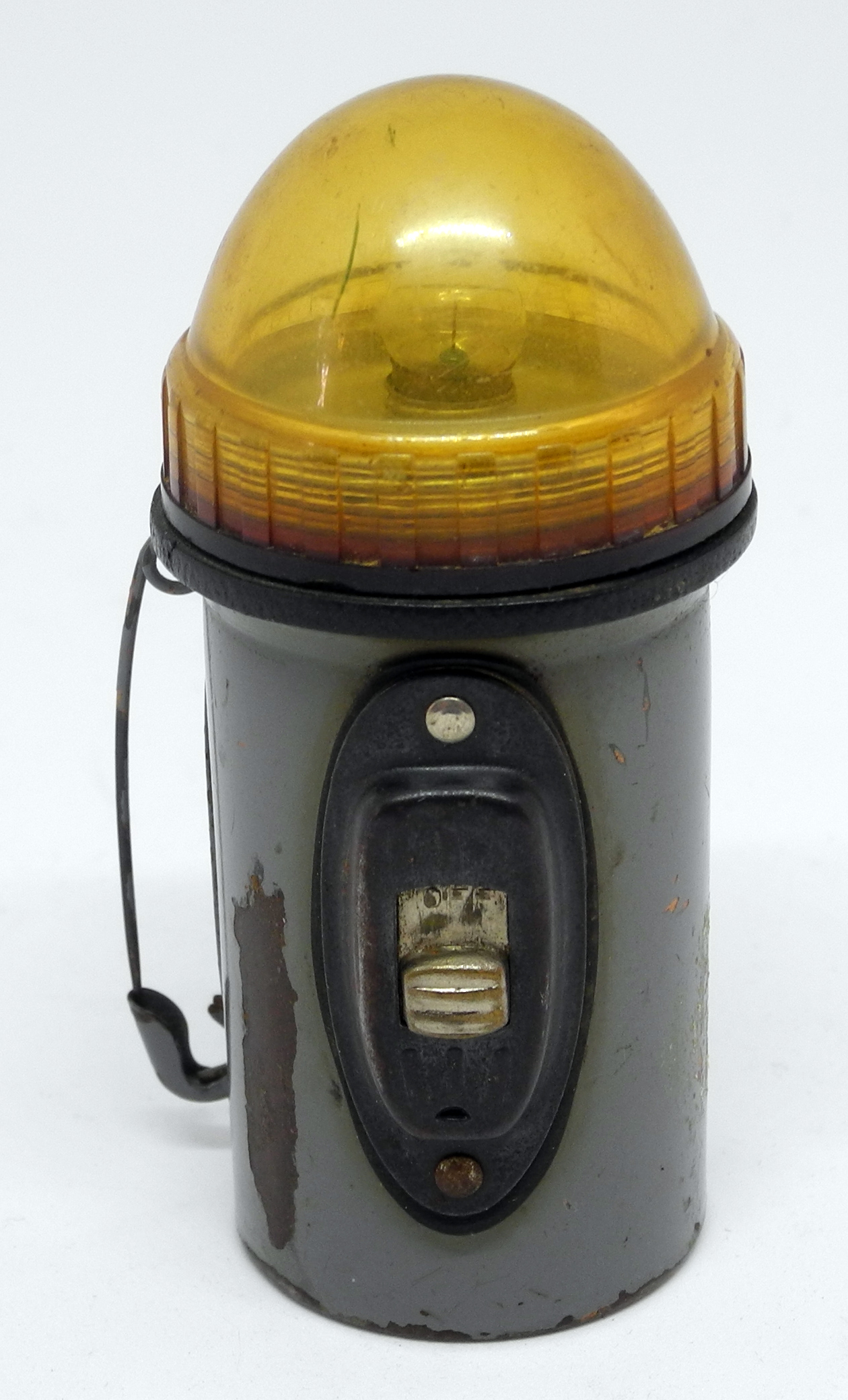 WWII USN life vest light