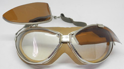 Italian Flying Goggles with screens