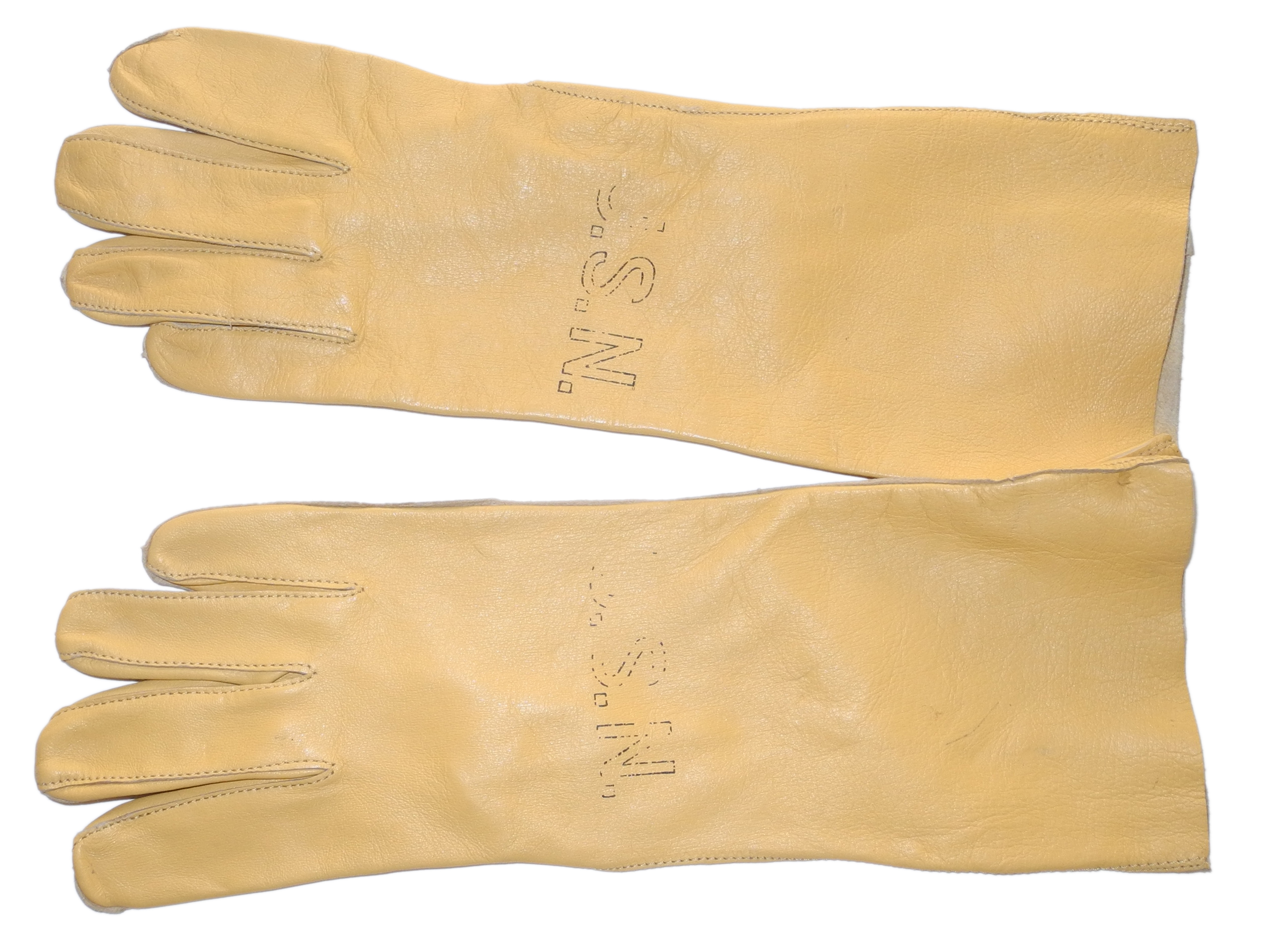 USN B-3A flying gloves
