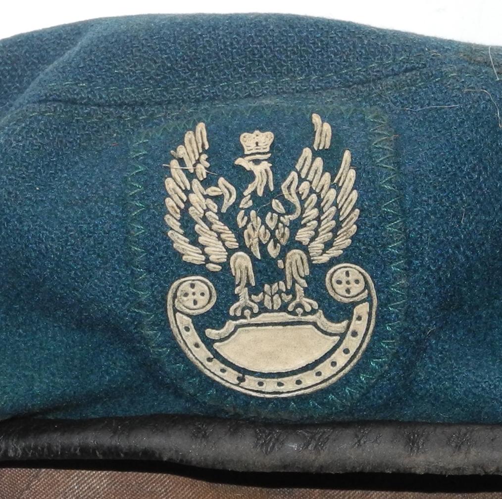 Polish Army Green beret