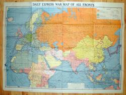 Daily Express War Map