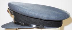RAF officer's visor cap by Burberry