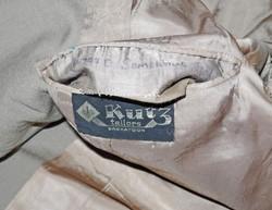 RCAF tropical/summer khaki uniform jacket to DFC fighter ace