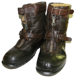 AAF A-6A flying boots