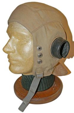 RAF Type D flying helmet
