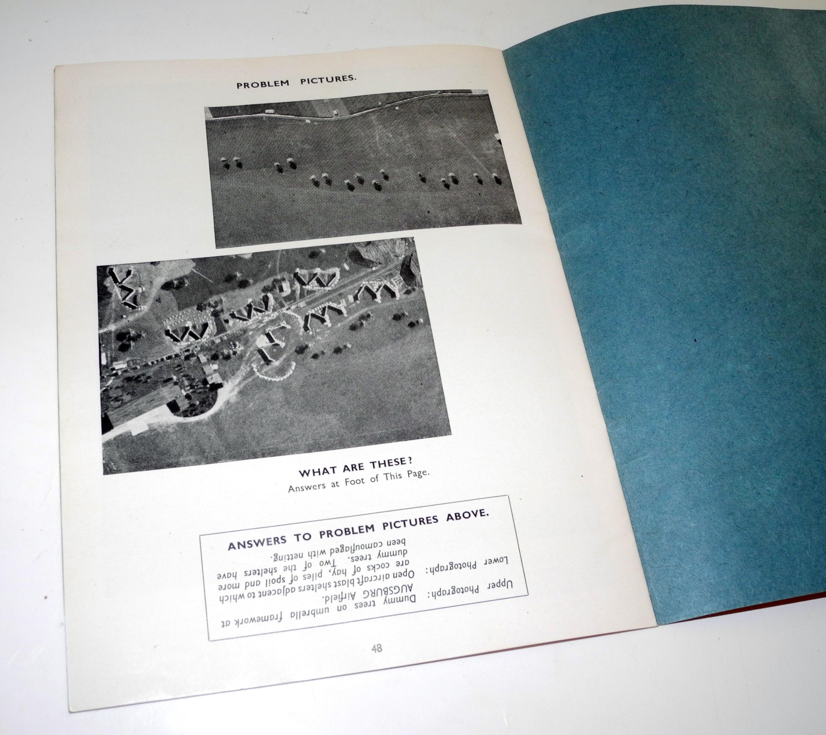 RAF Air Ministry book photography