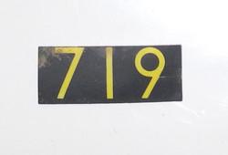 RAF Ops Room raid plotting block tile 719