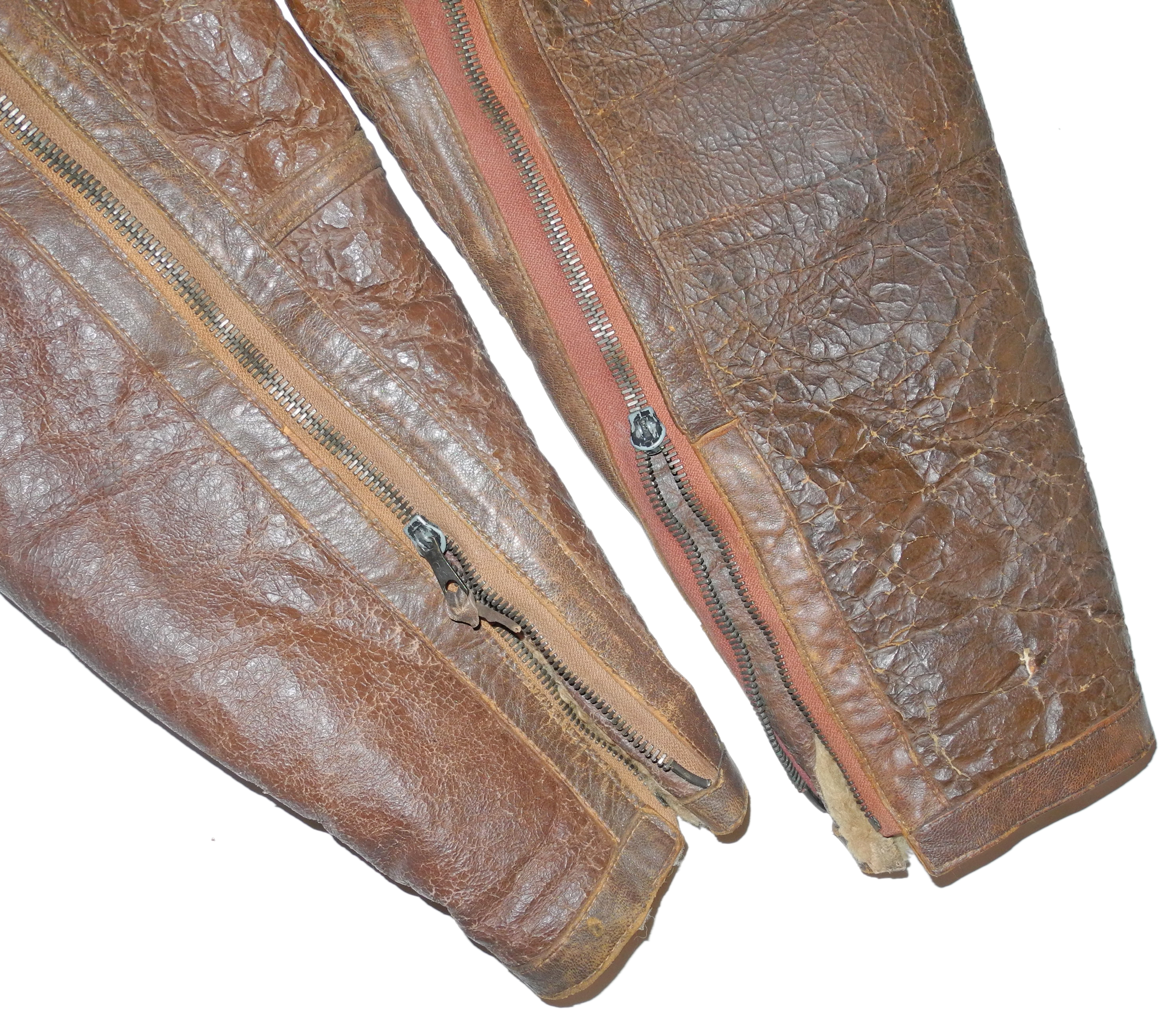 RAF Irvin trousers dated 1940
