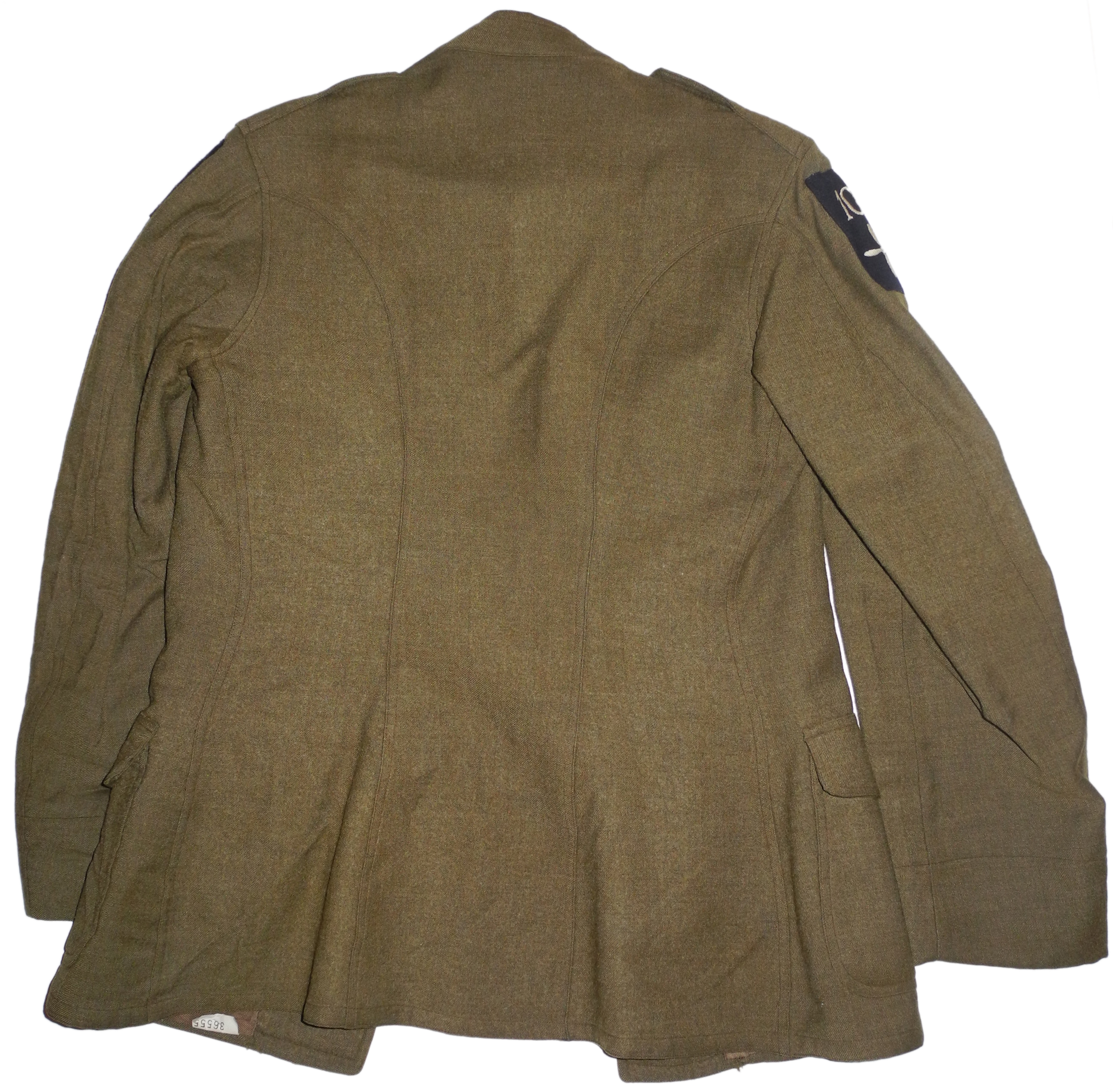 WWI US Air Service sergeant's tunic708