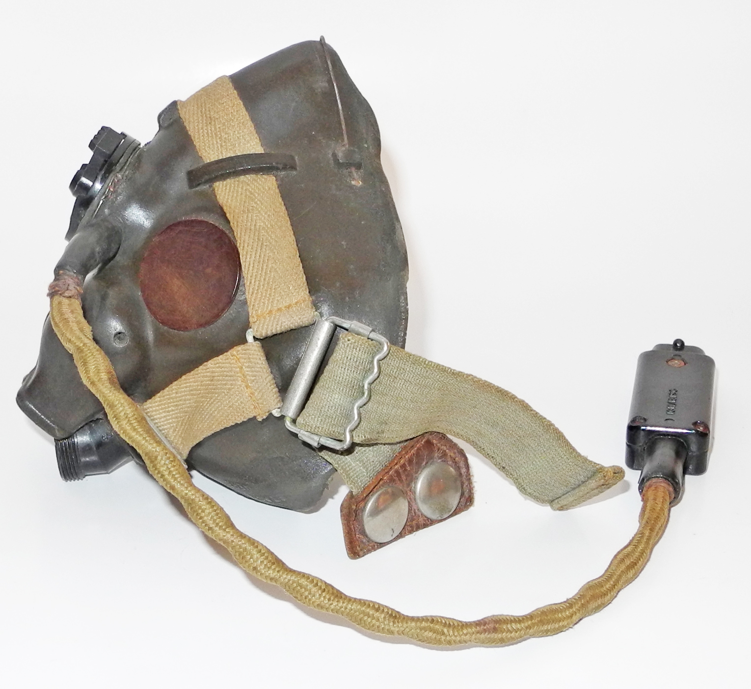 RAF H mask dated 3/4529