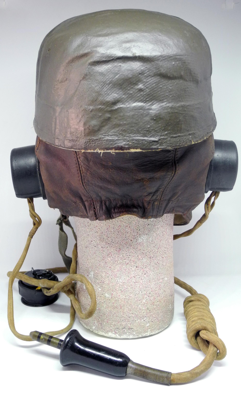 WWII RAF/AAC Glider Pilot helmet