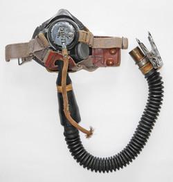 RAF Type E* oxygen mask with hose/tube