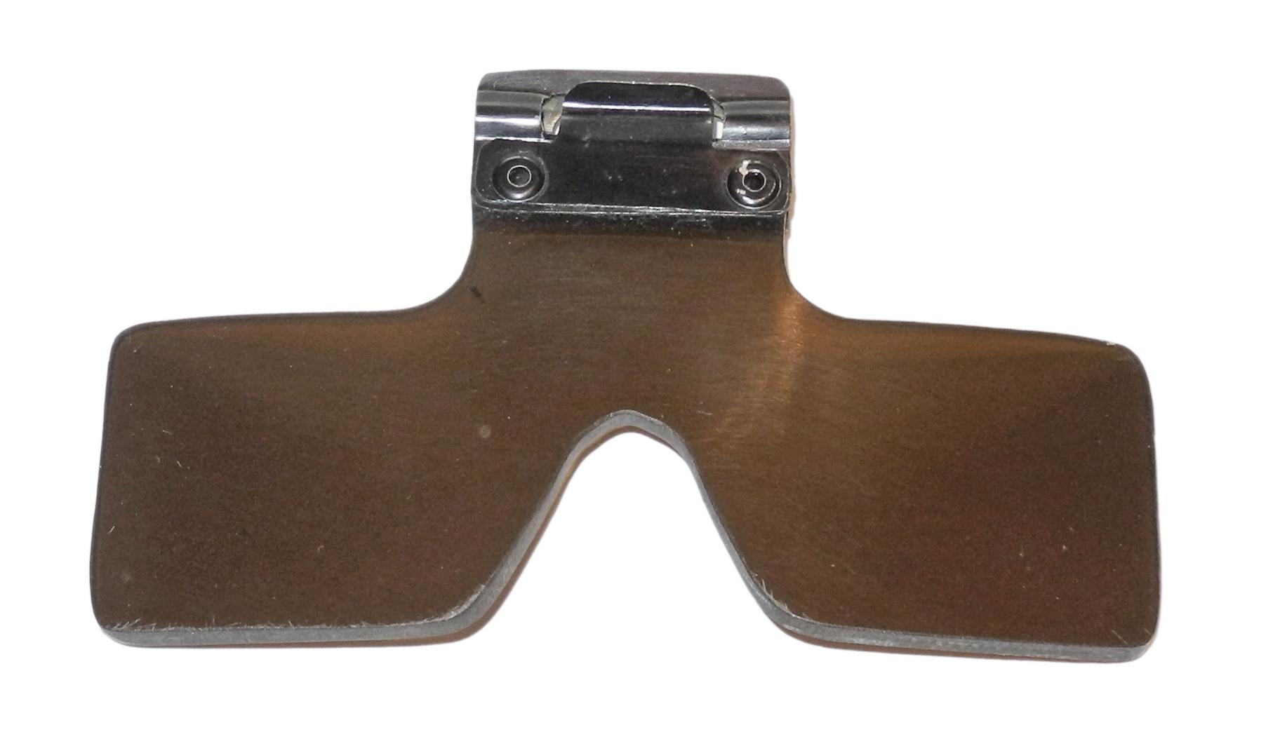 RAF Mk VII Goggles screen (repro)