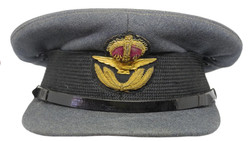 RAF officer's cap by Gieves