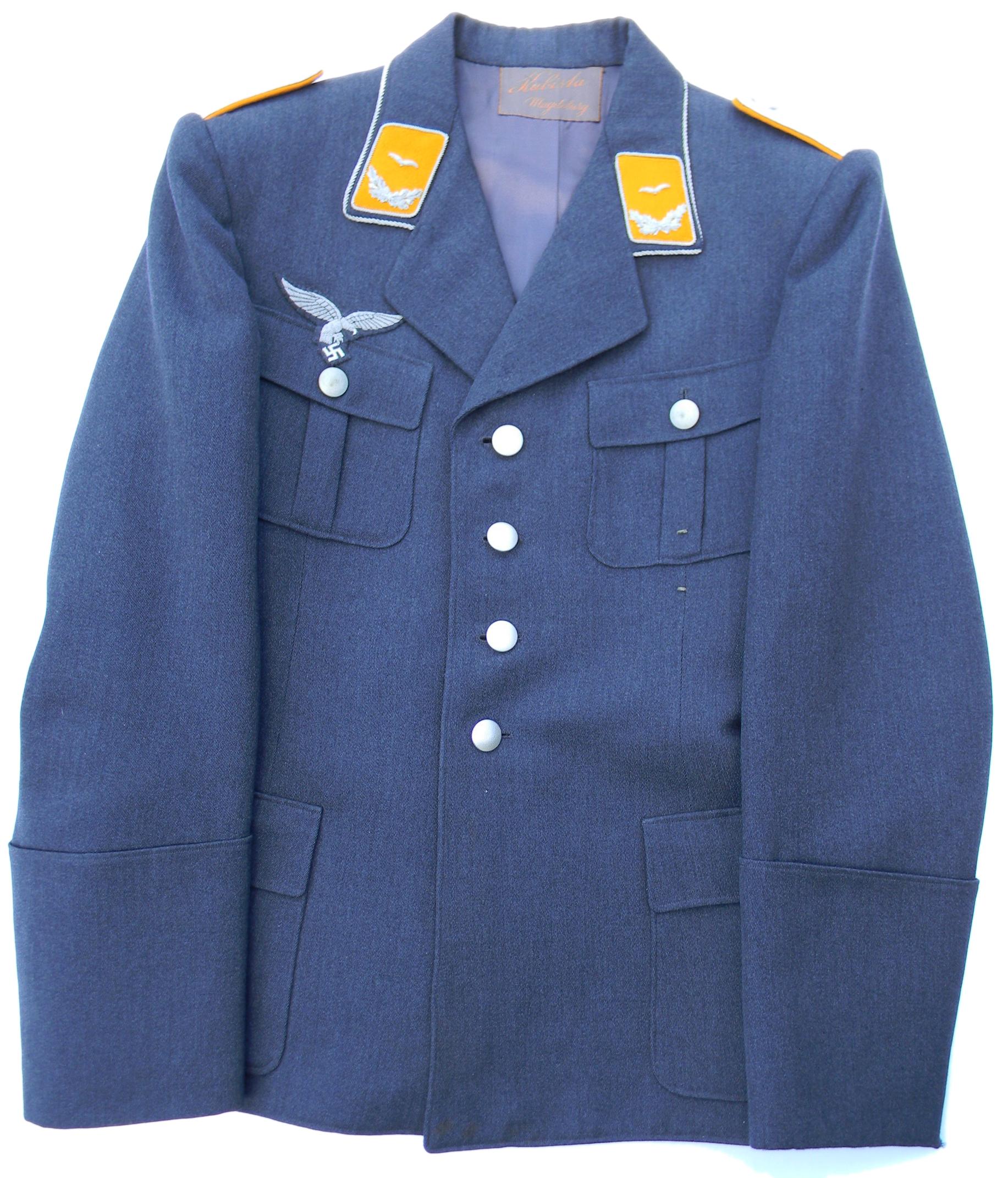 Luftwaffe officer's tunic