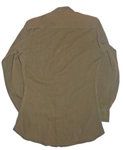 AAF Officer's wool OD shirt3227
