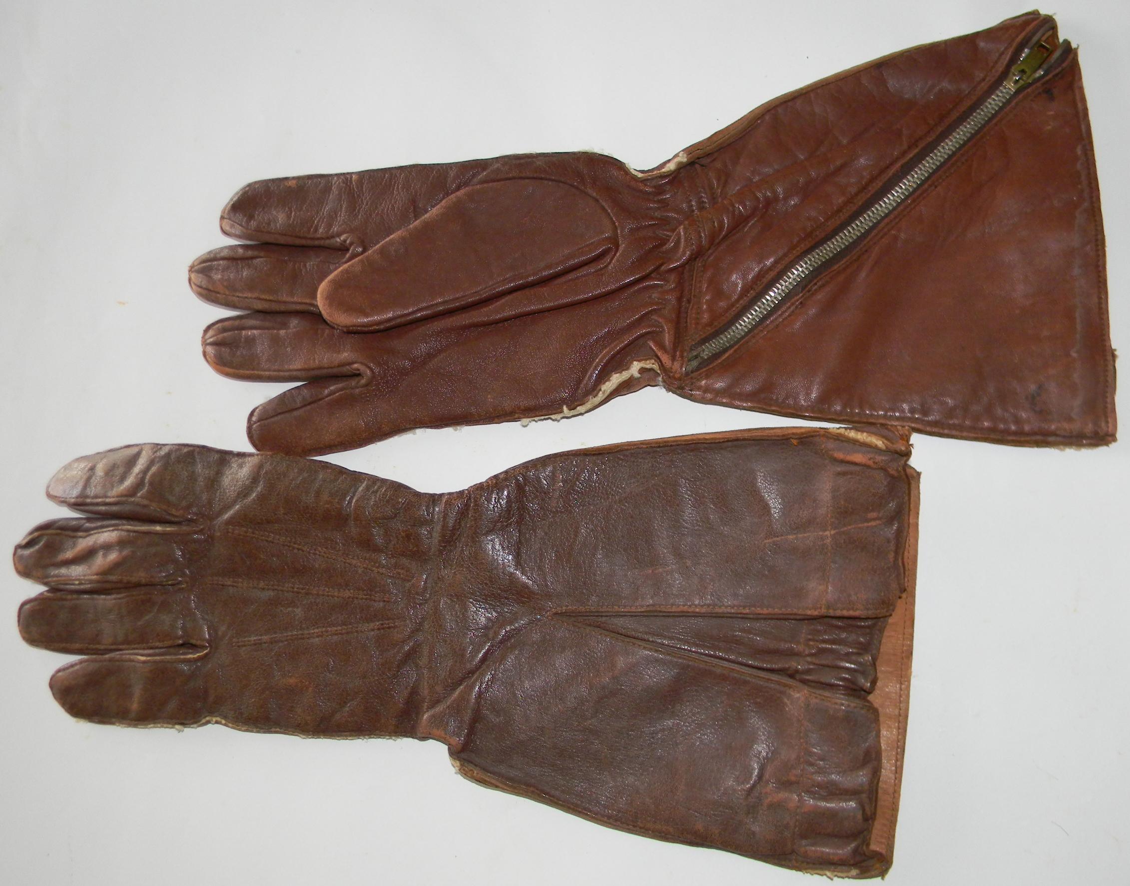 RAF 1941 pattern gauntlets
