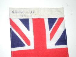 RAF Union Flag from escape kit