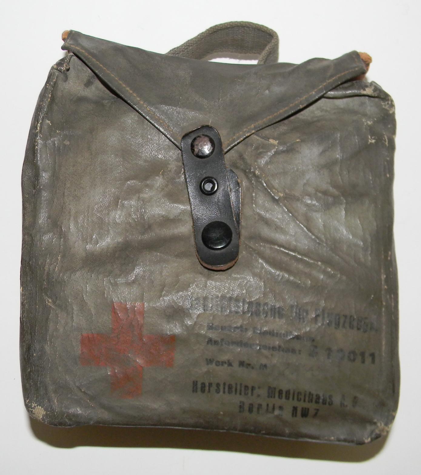Luftwaffe First Aid Kit