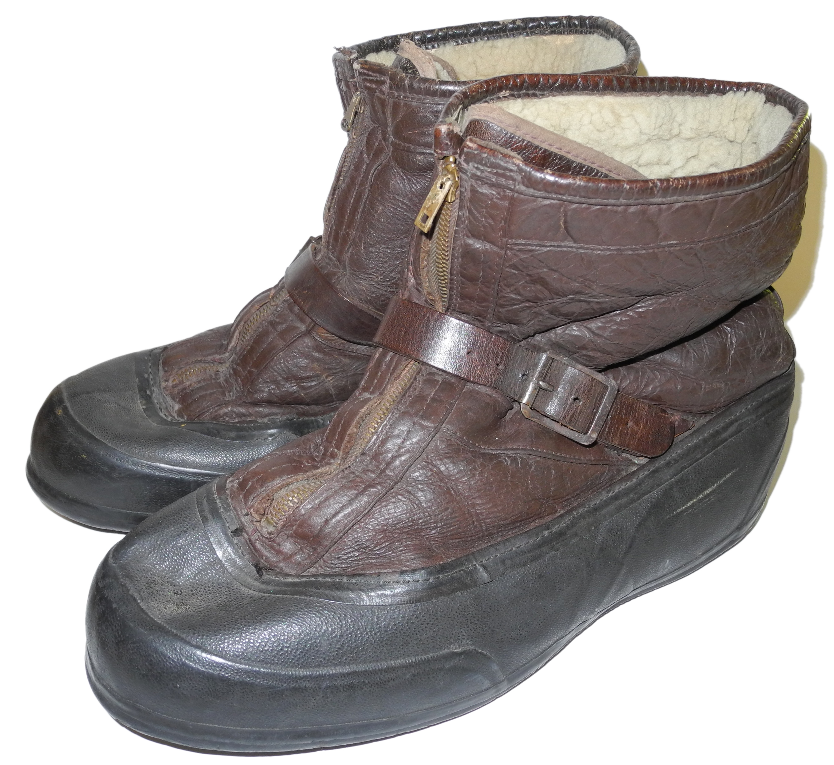AAF trial A6 boots