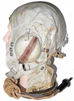 RN FAA white immersion suit helmet