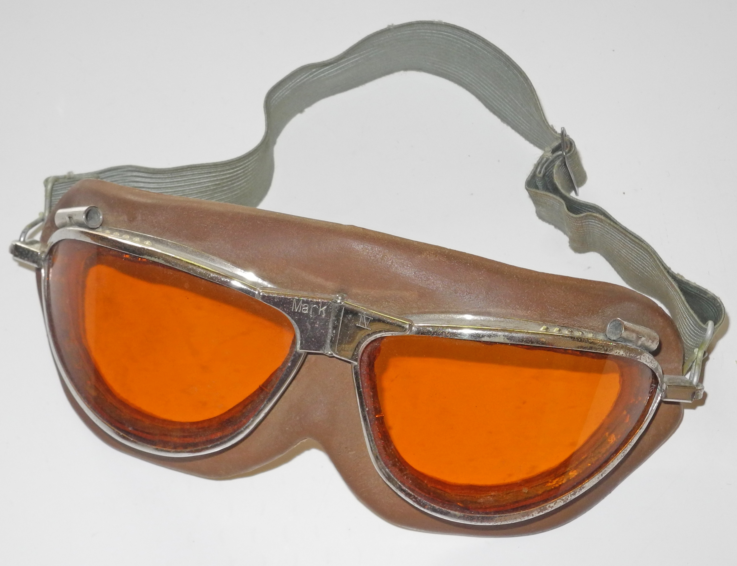 US Navy Mark IV flying goggles