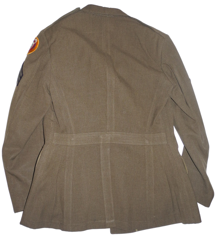 3rd AF enlisted airman's jacket named