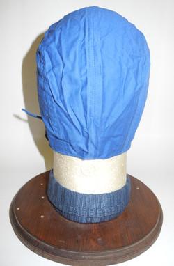 WWII Royal Navy Fleet Air Arm carrier deck handler's helmet