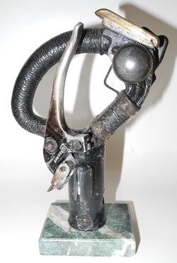 RAF Spitfire - Sea Fury grip