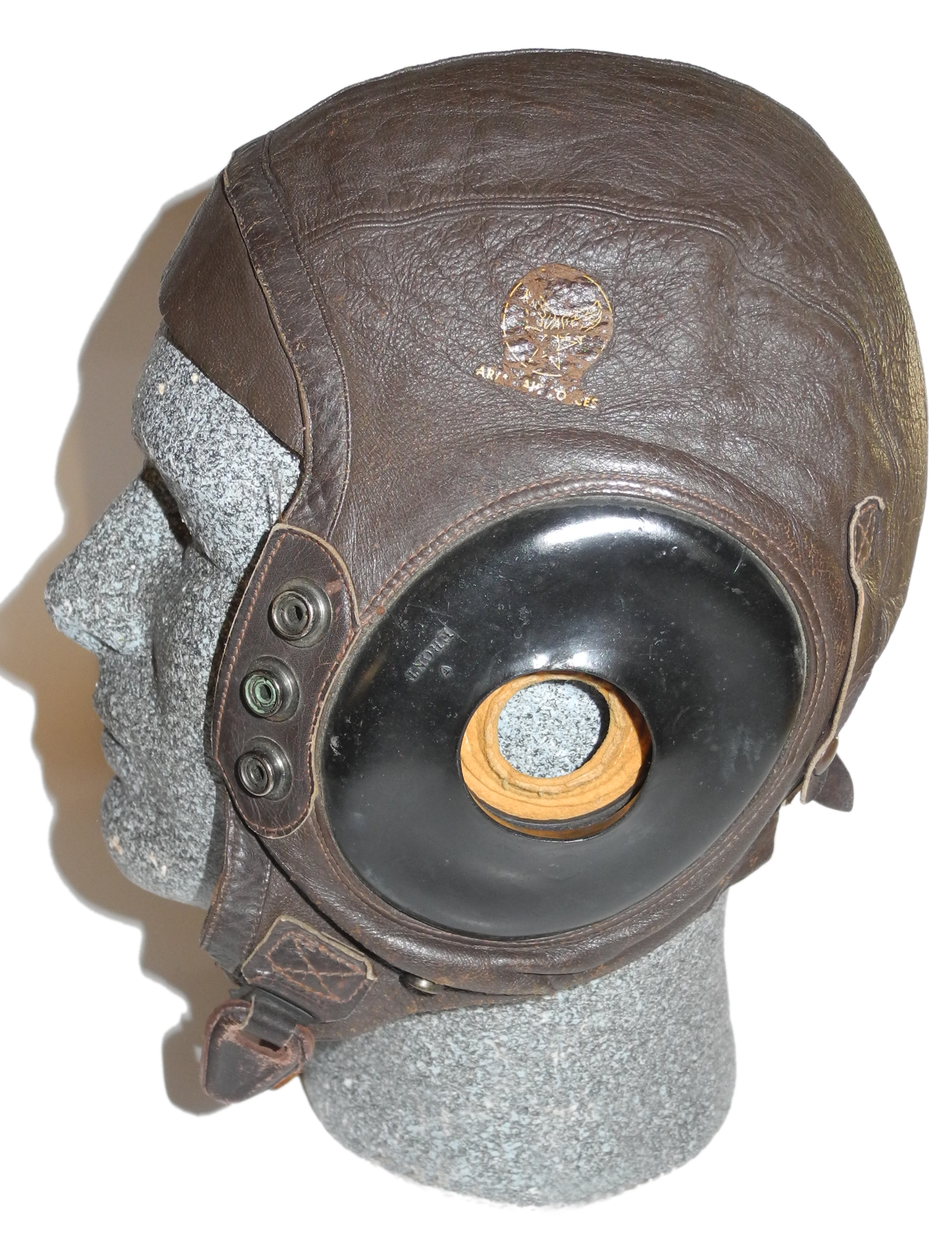 AAF A-11 flying helmet FOX