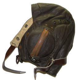 RAF Type B helmet with guide plates