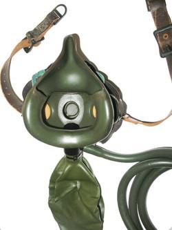 AAF A-8B mask + original bladder